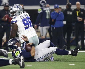 Collins, liniero de los Cowboys, demanda a la NFL y al comisionado