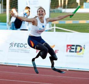 Los Juegos Inclusivos culminan con un oro en igualdad