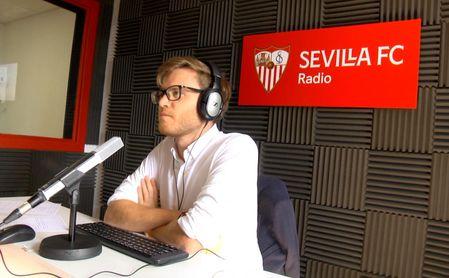 El Sevilla FC acerca al aficionado su departamento de I+D+I, que cuenta con el respaldo de Monchi