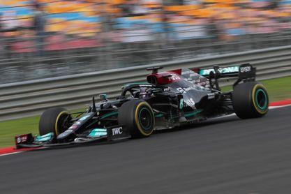 Hamilton: La pista está mucho mejor que el año pasado, es divertida