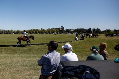 Tradición, campos, caballos y amor: las claves del éxito del polo argentino