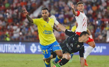 1-1: El Almería deja escapar dos puntos en el último suspiro