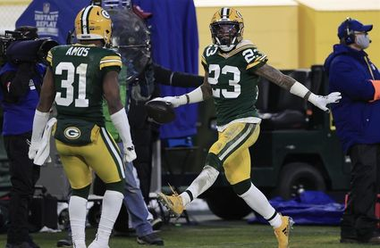 El esquinero de los Packers Jaire Alexander cancela su paso por el quirófano