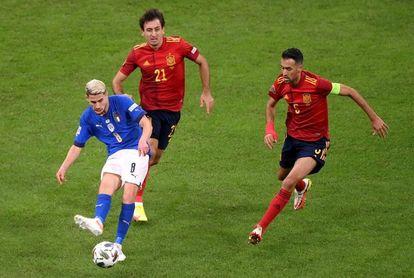 Jorginho admite que sueña con ganar el Balón de Oro