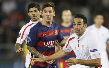 """Adil Rami: """"Messi es un pasador, ahora es más fácil pararlo"""""""