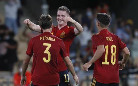 La selección sub-21 ya está en Madrid; Guillamón vuelve a Valencia