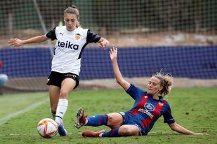 1-0. El Levante deja hundido al Valencia en el derbi