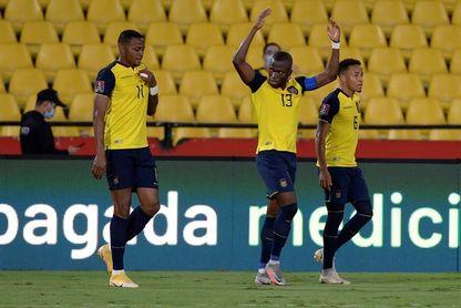 Ecuador llega a Venezuela con ansias de triunfo para afianzar su clasificación