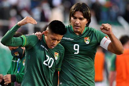 1-0. Ramiro Vaca entró y de inmediato dio a Bolivia un agónico triunfo