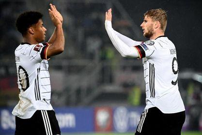 Alemania, rumbo a Catar 2022