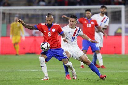 """Arturo Vidal: """"Sabemos que nos jugamos la vida contra Venezuela"""""""