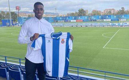 El hijo de Kameni cambia el Málaga por el Espanyol.