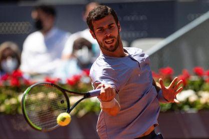 Karen Khachanov elimina a Pablo Carreño en la tercera ronda de Indian Wells