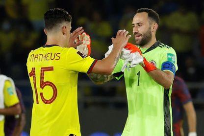 Matheus Uribe dice que si Colombia le gana a Ecuador hará la diferencia