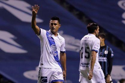 El paraguayo Osvaldo Martínez sufre grave lesión de rodilla y será operado