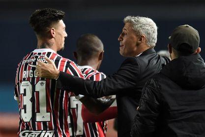 El Sao Paulo empata sin goles con el Cuiabá y sigue sin convencer