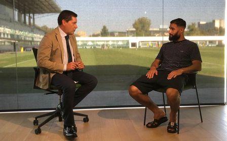 Fekir se moja sobre su renovación por el Betis y las posibles ofertas