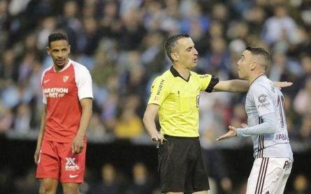 Las 'meigas' adversas del Sevilla en Vigo