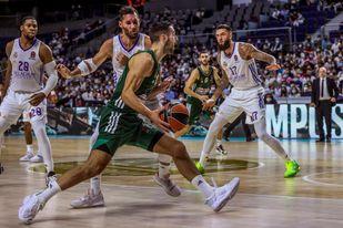 88-65. El Real Madrid no encuentra oposición en el Panathinaikos
