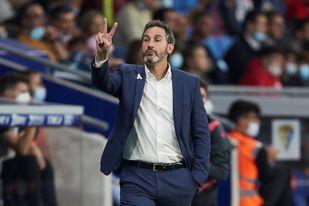 Vicente Moreno: ´El Athletic es el equipo que más intensidad tiene´