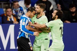 1-1. El Espanyol tutea al Athletic en el RCDE Stadium