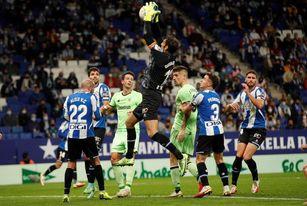 Diego López: ´Tal como ha ido el partido, debemos dar por bueno el empate´